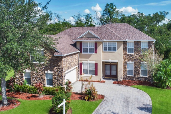 Exterior photo for 145 Doe Run Drive Winter Garden fl 34787