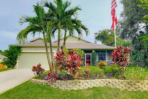 Exterior photo for 2624 Dode Ave North Port fl 34288