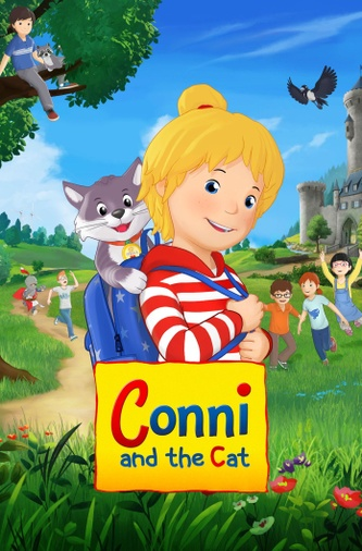 Conni And The Cat