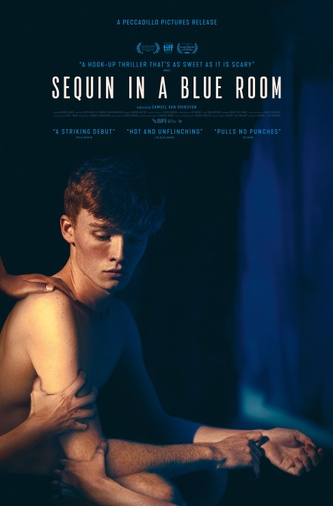 Sequin In A Blue Room