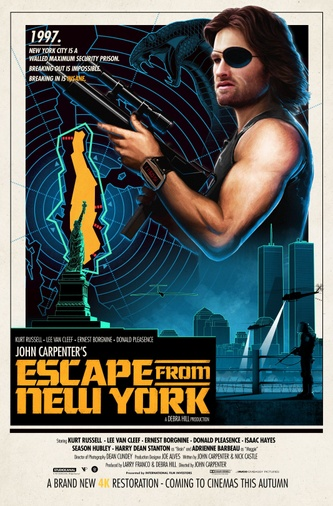 Escape From New York (4K Restoration)