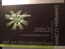 Marco Hermans STEL EN TIMMERWERKEN