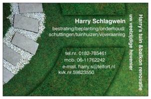Harry's tuin & Balkonrenovatie