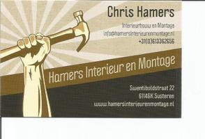Hamers Interieur & Montage