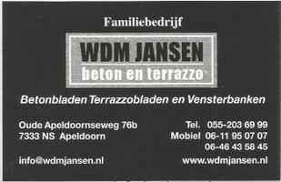 WDM Jansen VOF