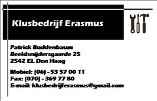 Klusbedrijf Erasmus