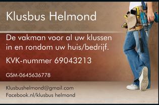 Klusbus Helmond