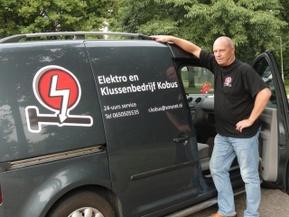 Elektro en Klussenbedrijf Kobus