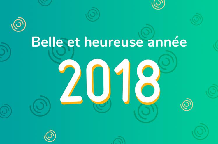 Résolution pour 2018 : apprendre tous les jours