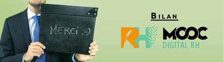 Bilan du MOOC Digital RH : qui a dit que les RH ne s'intéressaient pas au digital ?