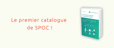 Captain SPOC lance le premier catalogue de SPOC inter-entreprises