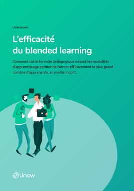L'efficacité du blended learning