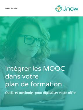 Intégrer les MOOC dans son plan de formation