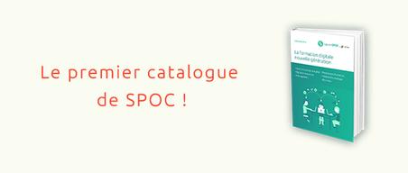 Captain SPOC lance le premier catalogue de SPOC inter-entreprises