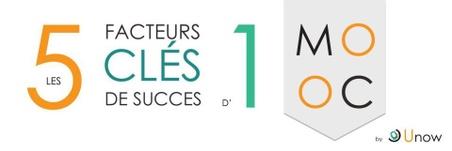 Les 5 facteurs clés de succès d'un MOOC