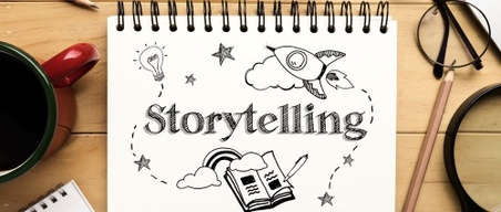 Valoriser son innovation : introduction au storytelling