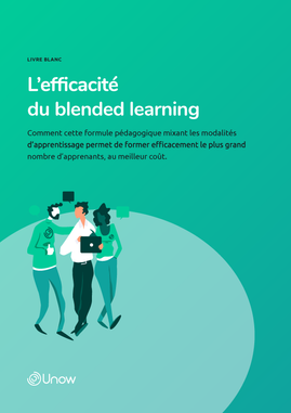 L'efficacité du blended learning