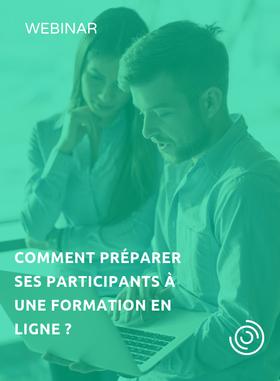 Comment préparer ses participants à une formation en ligne ?