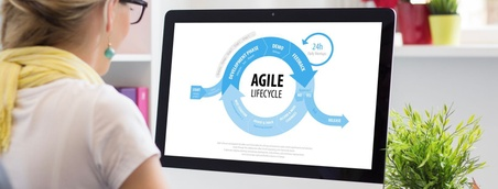 Principes de fonctionnement de la gestion de projet agile