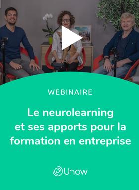 Le neurolearning et ses apports pour la formation en entreprise