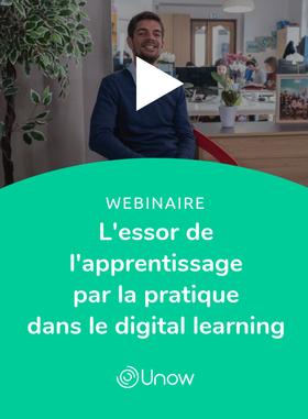 L'essor de l'apprentissage par la pratique dans le digital learning