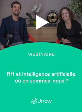 RH et intelligence artificielle, où en sommes-nous ?