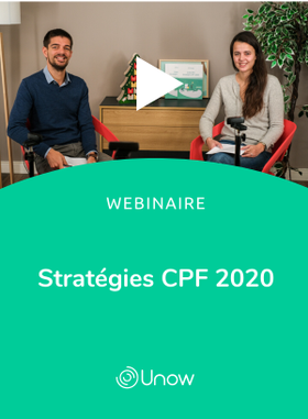 Stratégie CPF en 2020