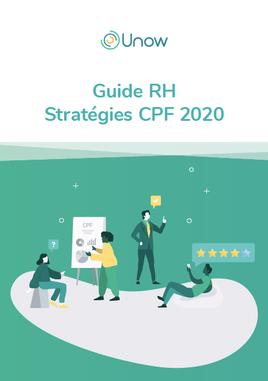 Guide RH - Stratégies CPF 2020