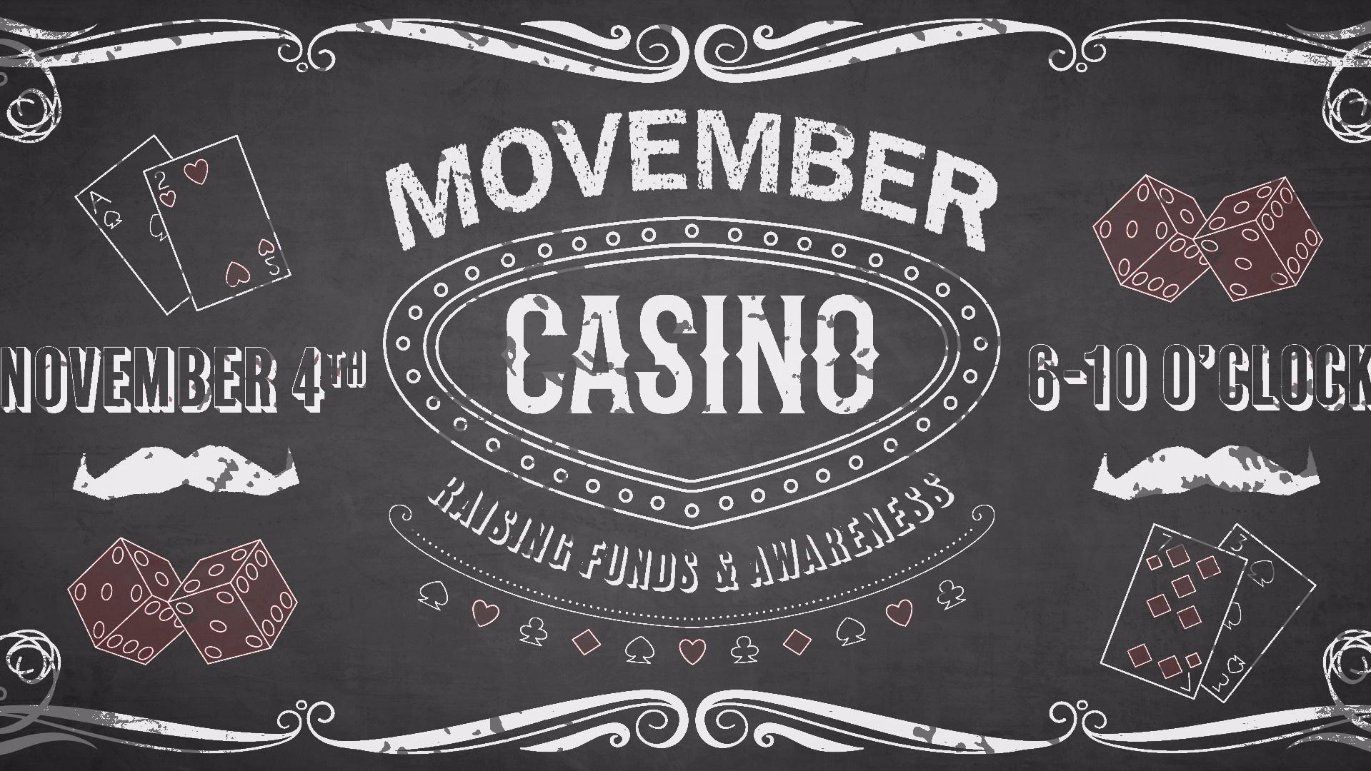 movember casino