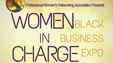 Women in Charge Black Business Expo