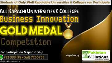 Business Innovation Gold Medal Competition