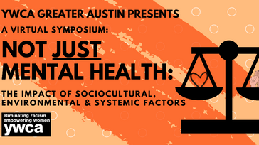 Not JUST Mental Health - Virtual Symposium