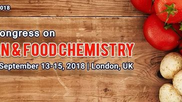 Nutrition and Food Chemistry  2018