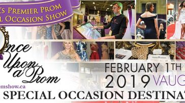 Once Upon a Prom and Special Occasion Show