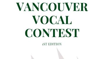 Vancouver Vocal Contest