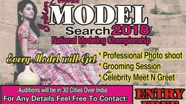 INDIAN ETHNIC MODEL SEARCH 2018