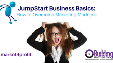 Jump$tart Business Basics: Marketing Madness
