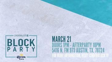 Cinderblock Block Party