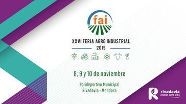 FAI 2019 - Feria Agro Industrial