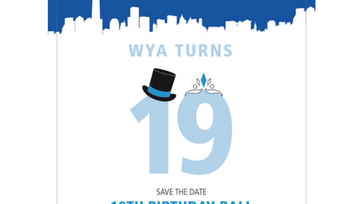 World Youth Alliance 19th Birthday Gala