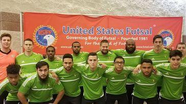US Futsal Federation NE Regional Championships 2019