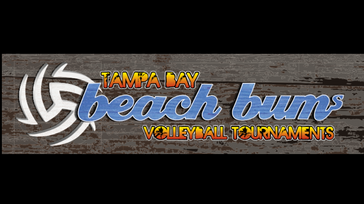 August 2s Beach Bums Beach Volleyball Tournament