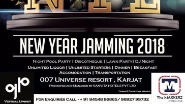 New Year Jamming 2018 (Season 3)