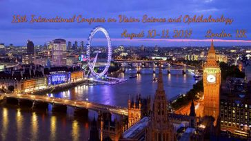 15th International Congress on Vision Science and Ophthalmology