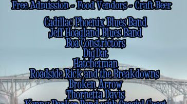 Blue Water Blues and Brews Festival