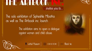 Art Exhibition of Siphesihle Mbatha Purpose Abuse