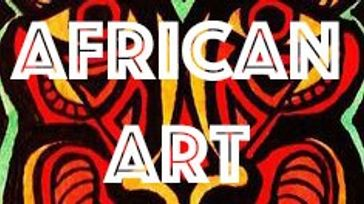 African Art Pop-Up
