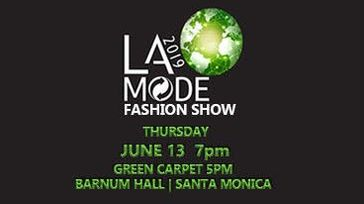 LA Mode Fashion Show