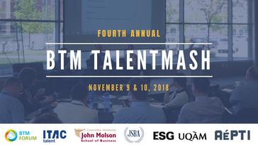 Business Technology Management Talent Mash