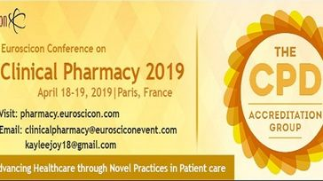 CPD Accredited conference on Clinical Pharmacy 2019